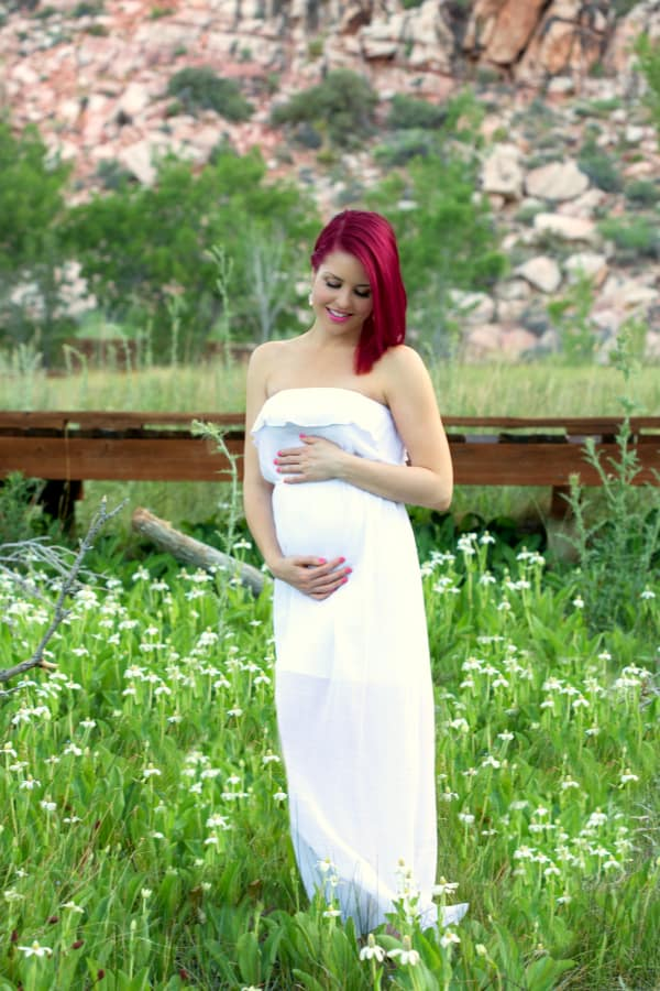 Is It Safe To Color Hair During Pregnancy Ashley Diana