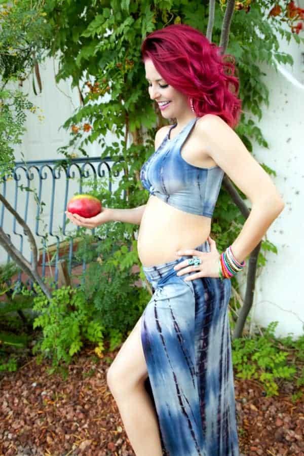 Ashley Baby Mango1