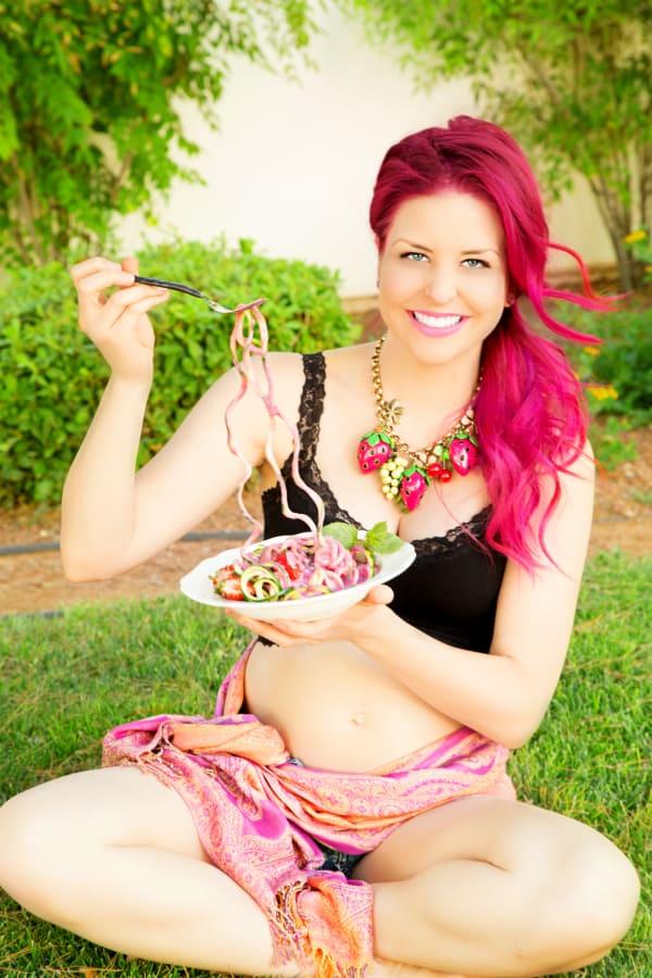 Ashley Strawberry Zoodles