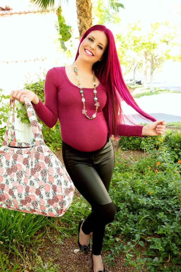 Cute Maternity Looks for Fall #maternityfashion