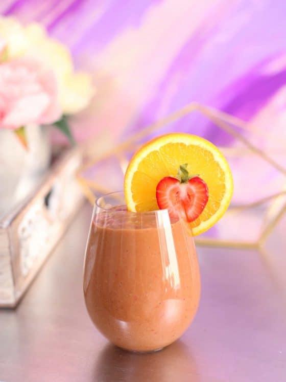 Brazilian Berry Smoothie