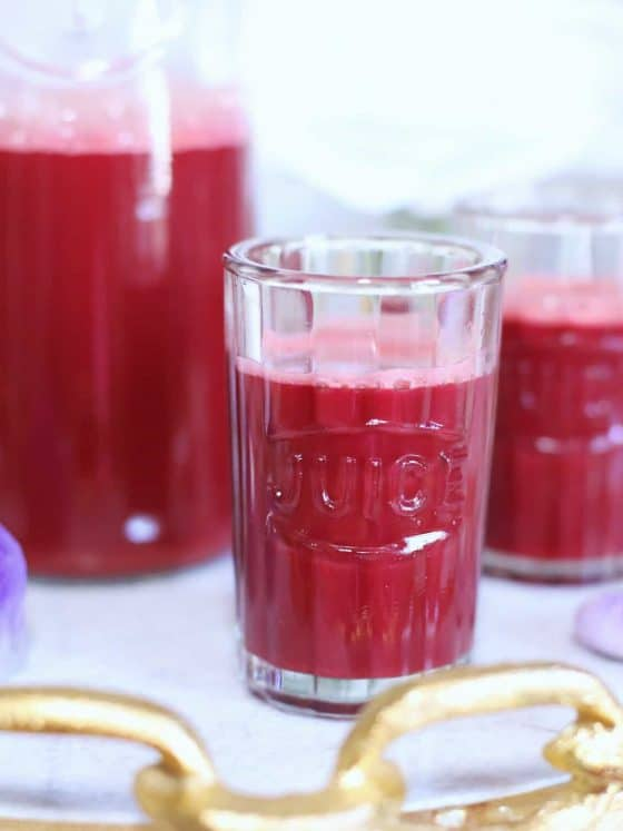 Everything Red Juice Recipe