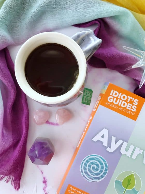 Ayurvedic Herbal Tea Remedies