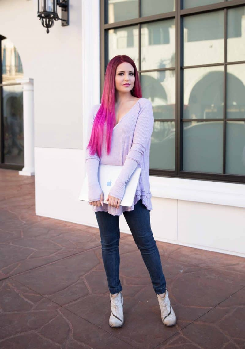 ashley diana instagram influencer announcement schedule business profile