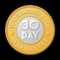 30 day money back guarantee 400